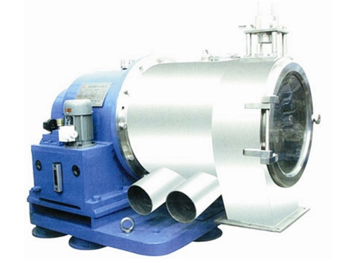 LWZ沉降浓缩型螺旋卸料过滤离心机