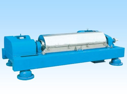 自贡LW系列卧式螺旋卸料沉降离心机